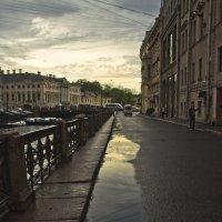 После дождя... :: Senior Веселков Петр
