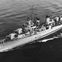 """USS """"Kidd"""" (DD -661).class Fletcher.1951. :: Александр"""