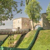 Гродно. Вид на Старый замок. :: bajguz igor