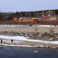 Мужской монастырь. :: Andrey