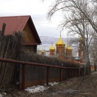 Дорога к храму . :: Andrey