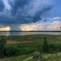 льёт ли летний дождь :: Василий Иваненко