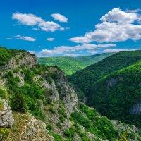 над Большим каньоном :: Андрей Козлов
