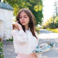 История одного художника :: Каролина Савельева