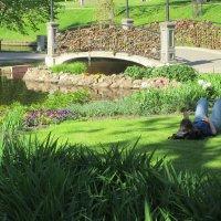 Отдых в парке :: Mariya laimite