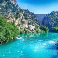 Грин каньон.Турция. :: Лара ***