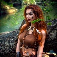 Амазонка 4 :: Виктория Комарова