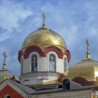 Золотые купола :: Галина Каюмова