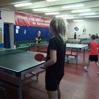 Открытый турнир по настольному теннису среди детей :: Центр Юность