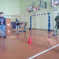 Районные соревнования допризывной молодежи по военно-технической подготовке :: Центр Юность