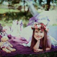 Фотосесия в парке :: марина алексеева