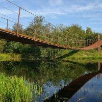 Подвесной мост :: lady v.ekaterina