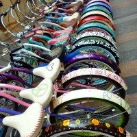 Модные велосипеды :: Елена