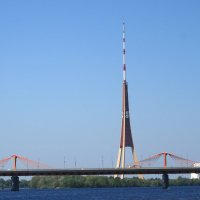Рижская телевизионная башня :: Mariya laimite
