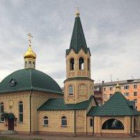 Преображенский храм. Бузулук. Оренбургская область :: MILAV V