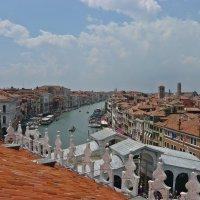 Над крышами Венеции :: Татьяна Ларионова