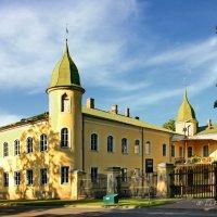 Крустпилсский замок, Латвия. :: Liudmila LLF