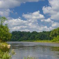 Погожий летний денек на реке :: Valery Remezau