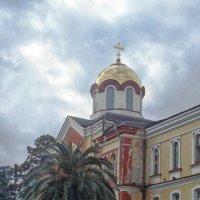 Церковь Преподобных отцов Афонских :: Галина Каюмова