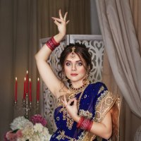 Принцесса Индии :: Irina Zvereva