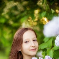 Портрет Елизаветы :: Ирина Штрейс