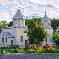 Церковь :: Вадим Шинкарь