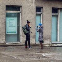 диалог :: Dmitry i Mary S