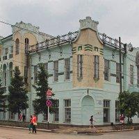 Музыкальное училище. Бузулук. Оренбургская область :: MILAV V