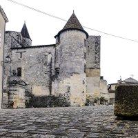 Замок г. Коньяк (Сhateau de Cognac) или замок короля Франуса  I :: Георгий