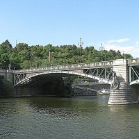 Прага. На реке Влтава. :: Владимир Драгунский