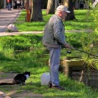 Два рыбака :: Сергей Карачин
