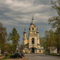 Старица. Ильинский храм. :: Александр Теленков
