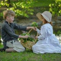 Я подарю тебе цветы, необычайной красоты.... :: Domovoi