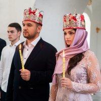 Церемония венчания :: Каролина Савельева