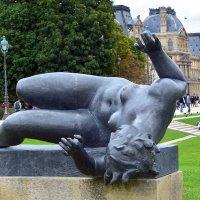 В парижском парке :: Ольга (crim41evp)