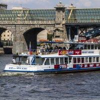 Москва река :: Петр Беляков