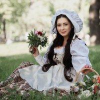 Цветочница :: Владимир Горубин