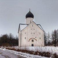 Церковь Спаса Преображения :: Константин