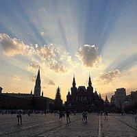 что остается после солнца :: Олег Лукьянов