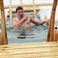 крещение очень холодно. :: Юрий Борзов