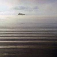 Плыл над Волгой туман :: Ирина Беркут