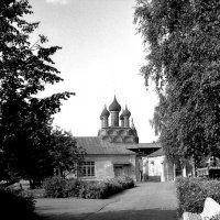 Церковь Богоявленская в Ярославле. 1995 год :: alek48s