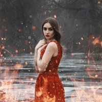 On the fire) :: Maggie Aidan