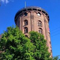 круглая башня :: Ольга Богачёва