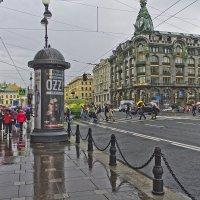Местами дожди... :: Senior Веселков Петр