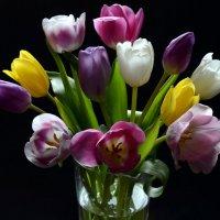 Весенний букет. :: Тамара