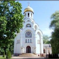 Храм во имя мученика Виктора-воина :: Михаил