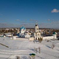Высоцкий мужской монастырь :: Алексей Грознов