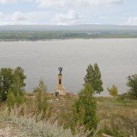 Вид с Поповой горы пос Ширяево :: Виктор Замулин
