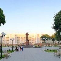 Новый (старый) пединститут :: Mir-Tash